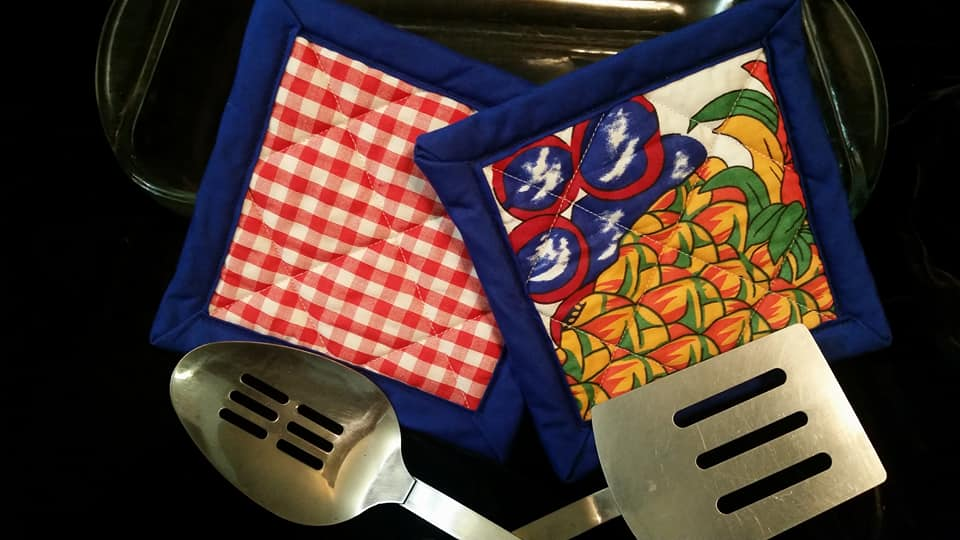 Fruit Hotpads