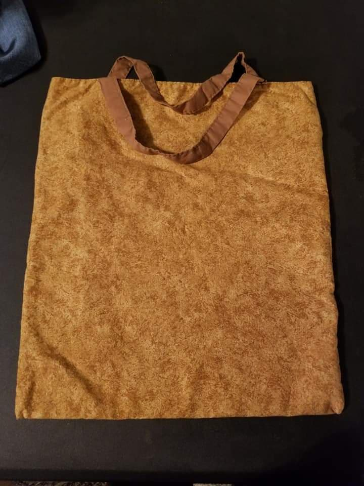 Tan Reusable Bag