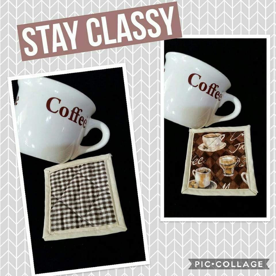 Coffee Coaster Cream color