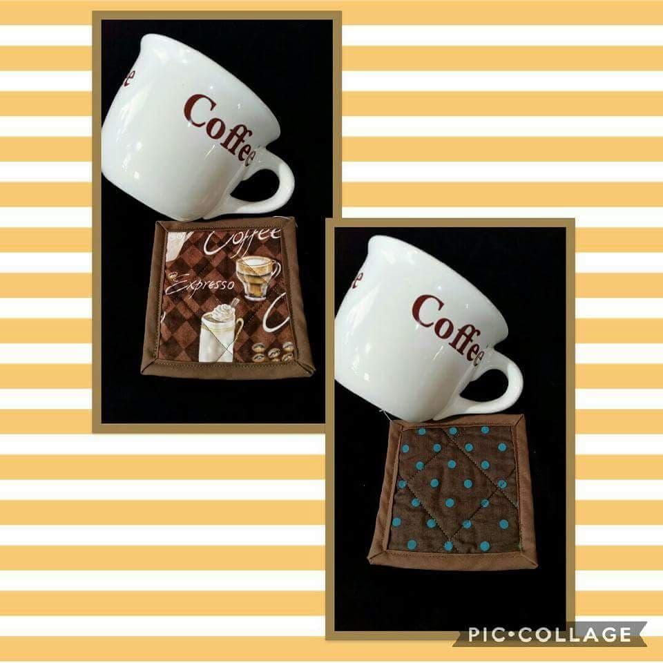 Coffe Coaster Brown color