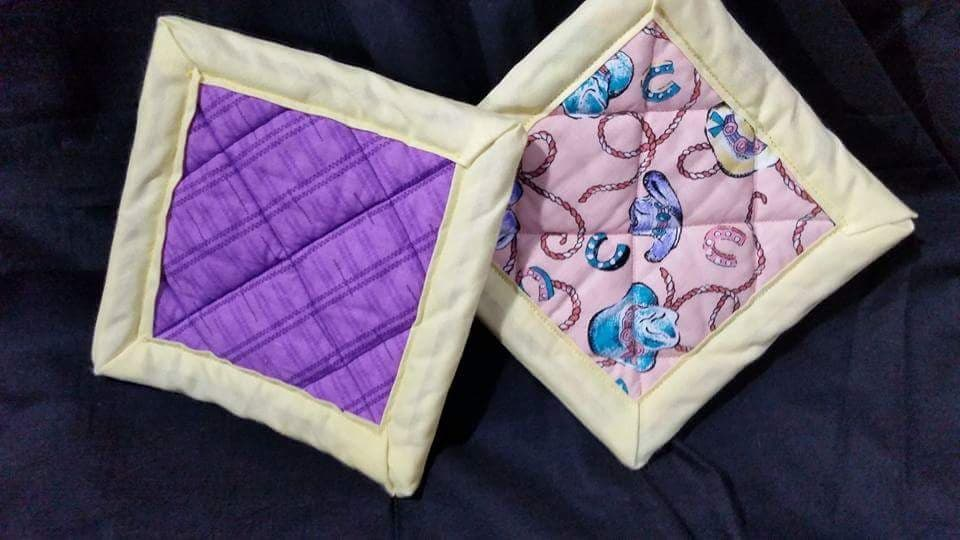 Cowgirl Hotpads
