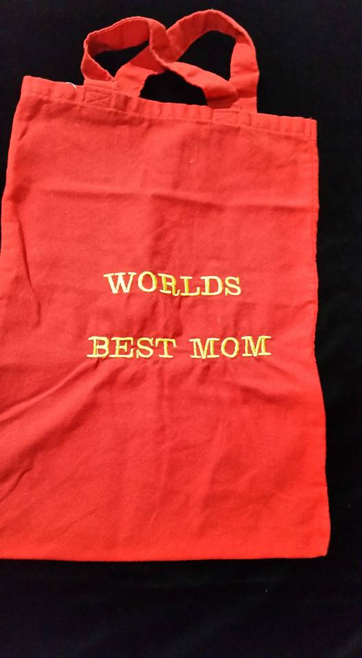Best Mom Resuable Bag