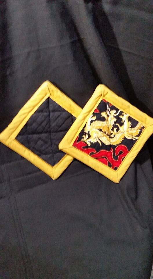 Dragon Hotpads
