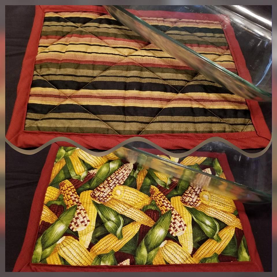 Corn Trivet