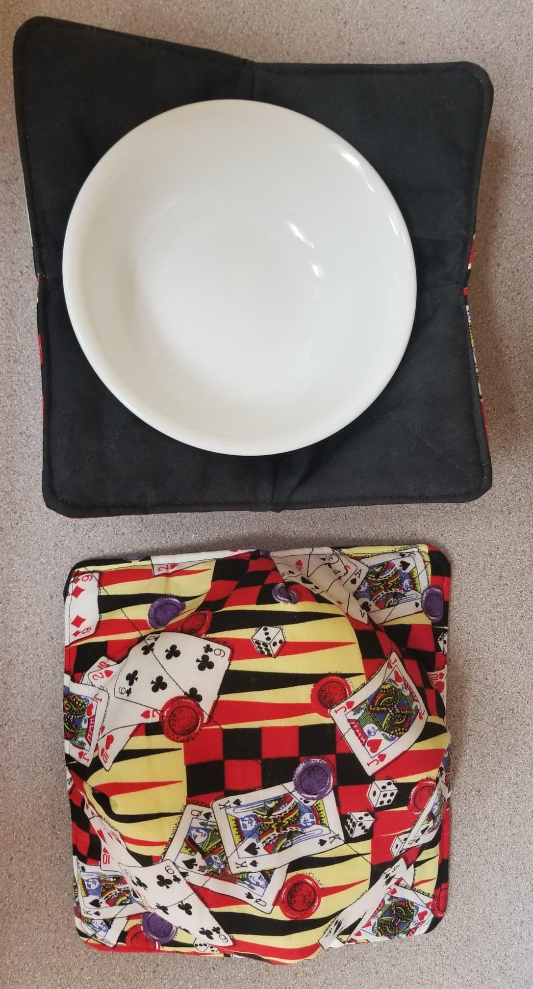 Poker Bowl Cozie